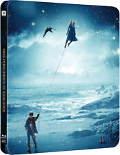 Miss Peregrines Home For Peculiar Children Steelbook 3D Blu Ray + 2D Blu Ray