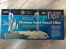Lee's Premium Under Gravel Filter - Fits 5 - 5.5 Gallon Tanks