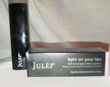 Bnip Jules light on your lips full coverage treatment creme lipstick twirl