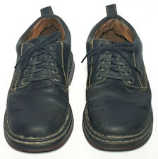 Men's Born Casual Lace Up Shoes Oxfords US 9M EU 42.5 Cushioned Insole M3068 VG+