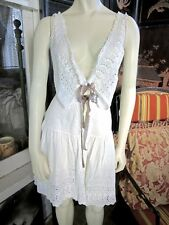 1910s Edwardian Antique Early Teens Gibson Girl Camiknickers 22-24 Waist
