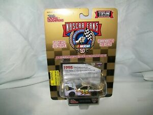 NASCAR FANS 20 YEARS OF NASCAR COMMEMORATIVE GOLD SERIES 1995 ISSUE #47 DIECAST