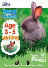Escritura Inglés Edad 3-5 (Letts Wild about), Letts preescolar | Libro De Bolsillo |