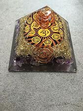 Orgonit Pyramide - Spirituelles Erwachen programmiert nach Agnihotra 564