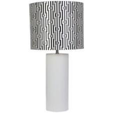 Lámparas de interior de salón de metal color principal gris