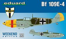 Eduard 1/48 Bf 109E-4 Weekend Edition Model Kit