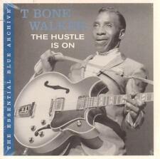 T Bone Walker(CD Album)The Hustle Is On-New