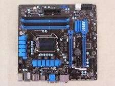 MSI MS-7759 Z77MA-G45 motherboard Socket LGA 1155 DDR3 Intel Z77