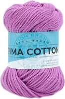 Lion Brand Pima Cotton Yarn Mulberry 023032064154