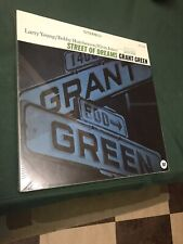Grant Green~Street Of Dreams NEW LP WITH M TSHIRT sealed