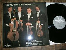 Krzysztof MEYER  / Zbigniew BARGIELSI - String Quartets WILANOW STRING QUARTET