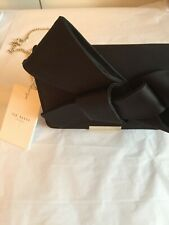 Genuine Ted Baker Janyce Bow Small Evening Bag Crossbody Or Clutch New tags