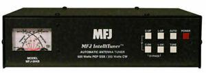 MFJ-994B Antenna Tuner, IntelliTuner, Automatic, Desktop, 600 watt Ham CB Radio