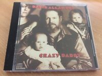 DAVID ALLAN COE CRAZY DADDY CD ALBUM MB5