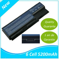 NOTEBOOK BATTERIE NOIR POUR ACER Aspire 5710Z 5710ZG 5715Z AS07B31 AS07B51 5.2Ah