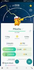 Shiny Pikachu ( Ash Hat ) Pokemon GO