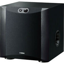 "Yamaha NS-SW200 130W 8"" Subwoofer with Advanced YST II - RRP $699.00"