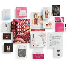 50 Random Beauty Samples Lot! Chanel MAC Lancome Bobbi Brown Guerlain NARS &more