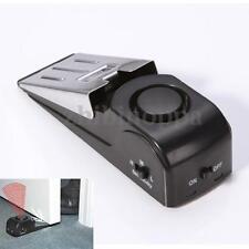 Portable Door Stop Alarm Wireless Home Travel Security Safety Wedge Alert NEW