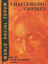 World Social Forum: Challenging Empires-ExLibrary