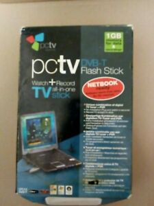 PCTV Flashstick nano 282e USB TV Tuner for PC USB TUNER PVR - DVB-T HDTV