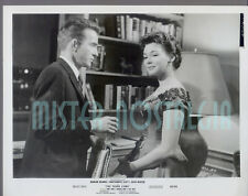 VINTAGE PHOTO 1958 Montgomery Clift Barbara Rush The Young Lions #154