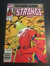"""Doctor Strange,Sorcerer Supreme#24 Incredible Condition 9.4(1990)""""Dark Wars"""""""