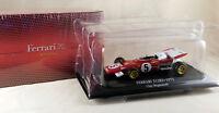 FERRARI 312B2 - Clay Regazzoni 1971 - Atlas Editions JH05 1:43 scale - NEW