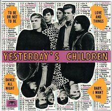 YESTERDAY'S CHILDREN To be or not be 1967 Garage 60s psych EP RE 2021 Cameleon