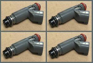 New DENSO Fuel Injectors for 2004-2006 JEEP Liberty Wrangler 195500-4560 *SET-4*