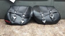 *Harley-Davidson Rigid Mount Saddlebags for Softail Models*