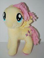 "2012 My Little Pony FlutterShy 12"" Plush Hasbro Funrise Friendship is Magic CUTE"
