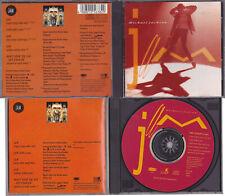Michael Jackson JAM #1 The Uptown Jams Remixes CD Collector Edition Japan 1992