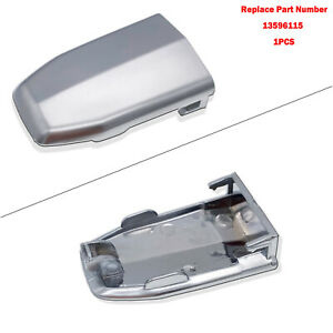 For Cadillac Escalade ESV Front Outside Door Handle Chrome Cover GM #13596115