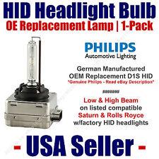 HID Headlight Hi/Low GENUINE German fits Select Saturn & Rolls Royce D1S