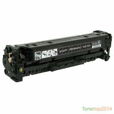 CE320A Black Toner Cartridge Compatible for HP LaserJet Pro CM1415fnw CP1525nw