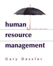 Human Resource Management (10th Edition) Dessler, Gary Hardcover