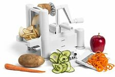 Vegetable Spiral Cutter Slicer Stainless Steel Potato Twister Curly French Fry
