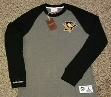 Pittsburgh Penguins adult Large long-sleeve stitched Nhl shirt! New, $60 tags!