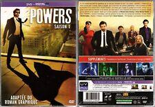 POWERS  - Saison 1 - Coffret  Boitier Classique - 3 DVD - NEUF