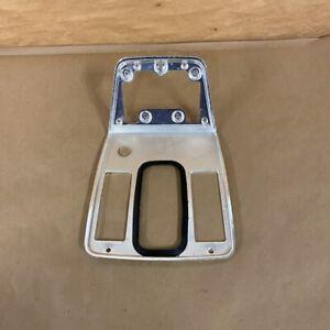 Jaguar XJ6 Brushed Aluminum Ski Slope