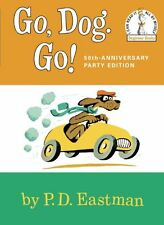 Go, Dog Go (I Can Read It All By Myself, Beginner Books) by P.D. Eastman