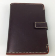 inTempo Brown Agenda Book with Address, Phone and Notepad MSRP $55.00