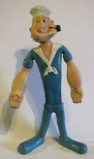 """Vintage Popeye Bendy 1968 King Features 6"""" Tall Bendable"""