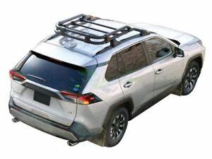 For 2020-2021 Toyota RAV4 TRD PRO Style Roof Rack Sport Black