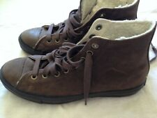 CONVERSE ALL STAR CHUCK TAYLOR HIGH TOP SNEAKERS 43 EU - 9 US RARE INSULATED