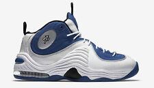 2015 Nike Air Penny 2 II Atlantic Blue Silver White Orlando Magic 333886-400
