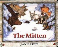 The Mitten Board Book Edition: By Jan Brett