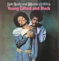 Bob & Marcia - Young Gifted Et Noir Neuf CD