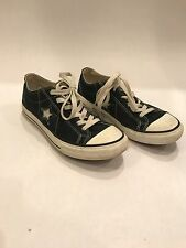 Vintage 90s Grunge Converse One Star Sneakers - Size 8 US Women's
